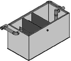 схема сепаратора нефтепродуктов